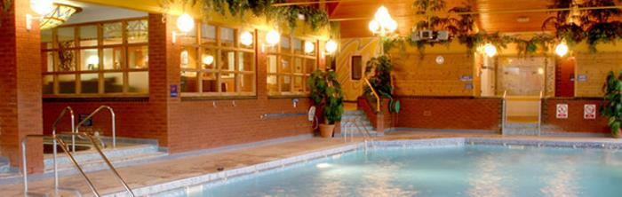 Forest Hills Leisure Club 20 metre Pool and Jacuzzi